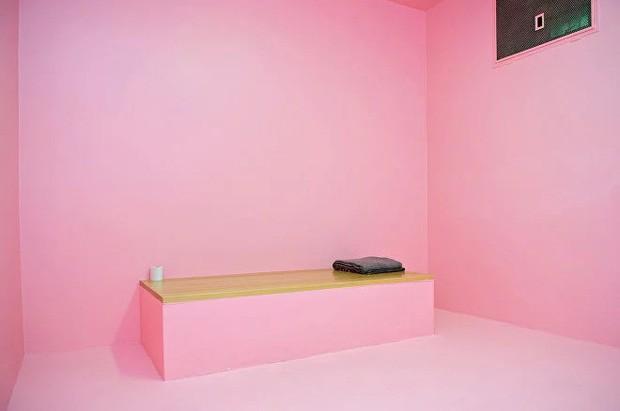 Nhà tù sơn màu hường phấn để giúp tù nhân bớt hung hãn, người trong cuộc chỉ thấy nhục nhã vì buồng giam như phòng ngủ bé gái - Ảnh 1.