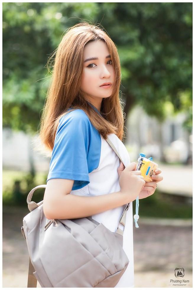 Nữ sinh 2000 trường Bách khoa gây bão tại Hoa hậu Hoàn vũ Việt Nam 2019 tuy nhiên lại tiết lộ một điều đầy tiếc nuối - Ảnh 8.