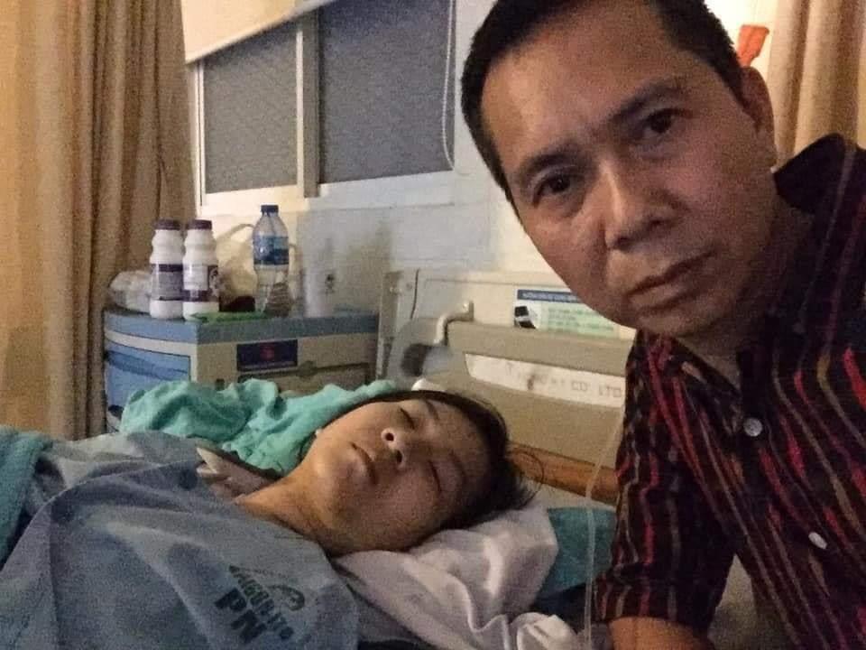 VZN News: Bố lên mạng truy tìm kẻ đâm con gái rồi bỏ chạy và lời cảm ơn tới người tài xế vô danh  - Ảnh 3.