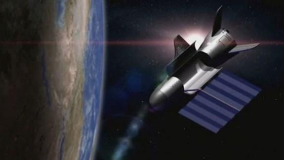 Chương trình vũ khí không gian đầy tham vọng của Mỹ - Ảnh 2.