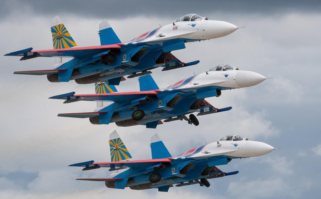 Tiêm kích Su-27 Nga vẫn rất đáng gờm: Mỹ, NATO chớ coi thường!