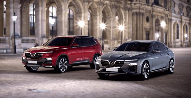 Nhà máy VinFast chủ yếu làm xe Fadil trong tháng 8, bắt đầu sản xuất mẫu Suv và Sedan - Ảnh 1.