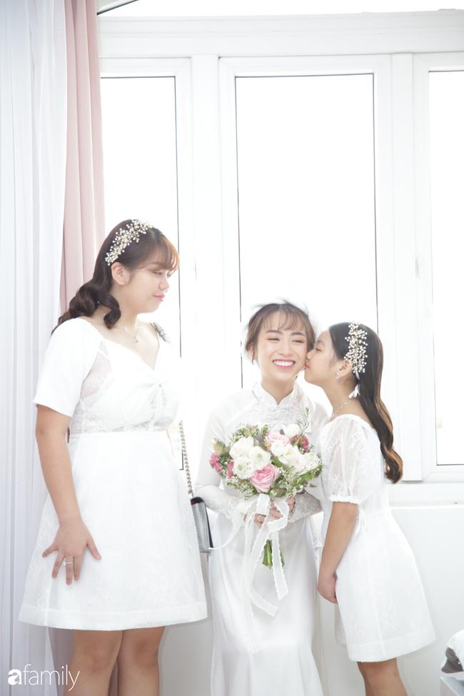 HOT: Toàn cảnh lễ đưa dâu toàn siêu xe hơn 100 tỷ của con gái đại gia Minh Nhựa, cả ngôi nhà tràn ngập hoa tươi - ảnh 15