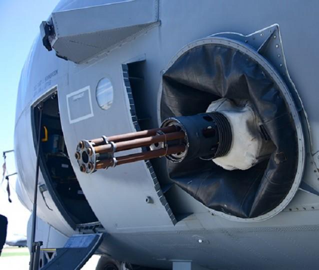 Mỹ loại biên cựu chiến binh cuối cùng: Mở sang trang sử mới với tân binh AC-130J - Ảnh 1.