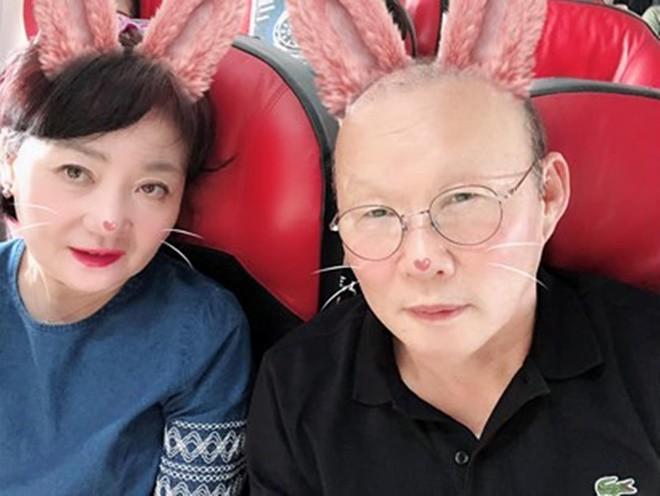 Chuyện xúc động về người vợ tào khang của HLV Park Hang Seo - Ảnh 1.