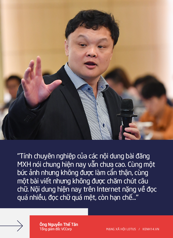 MXH Lotus khác gì Facebook: Không có kết bạn, chỉ có quan tâm, luôn ưu tiên và thấu hiểu người dùng - Ảnh 3.
