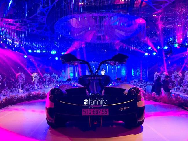 Tiết lộ kinh phí tổ chức tiệc cưới con gái Minh Nhựa đã lên tới 20 tỷ đồng, riêng tiền hoa trang trí đã là 700 triệu! - Ảnh 5.