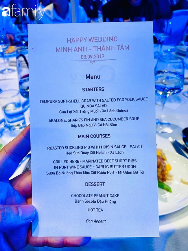 Tiết lộ kinh phí tổ chức tiệc cưới con gái Minh Nhựa đã lên tới 20 tỷ đồng, riêng tiền hoa trang trí đã là 700 triệu! - Ảnh 7.