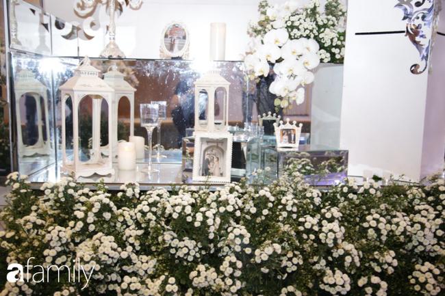 Tiết lộ kinh phí tổ chức tiệc cưới con gái Minh Nhựa đã lên tới 20 tỷ đồng, riêng tiền hoa trang trí đã là 700 triệu! - Ảnh 8.