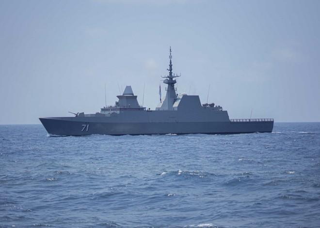 Ấn tượng với cuộc diễn tập hàng hải Mỹ - ASEAN đầu tiên - Ảnh 10.