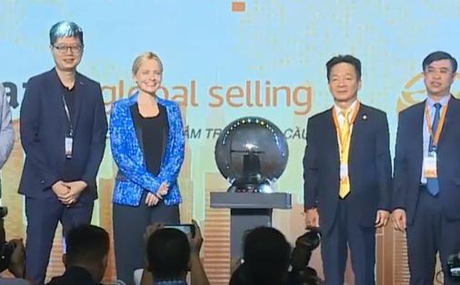 'Bầu' Hiển bắt tay với Amazon thành lập chuỗi trung tâm hỗ trợ doanh nghiệp xuất khẩu, đặt tại các chi nhánh của SHB