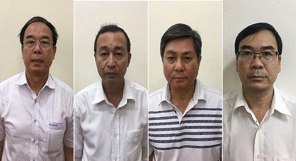Truy nã Giám đốc Cty nhà trong vụ cựu Phó Chủ tịch UBND TPHCM Nguyễn Thành Tài - Ảnh 1.