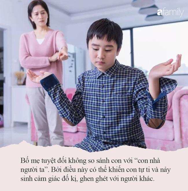 Muốn con trai có tương lai thành công hơn người, bố mẹ tuyệt đối không được nói 3 câu cấm kị này trong quá trình nuôi dạy - Ảnh 1.