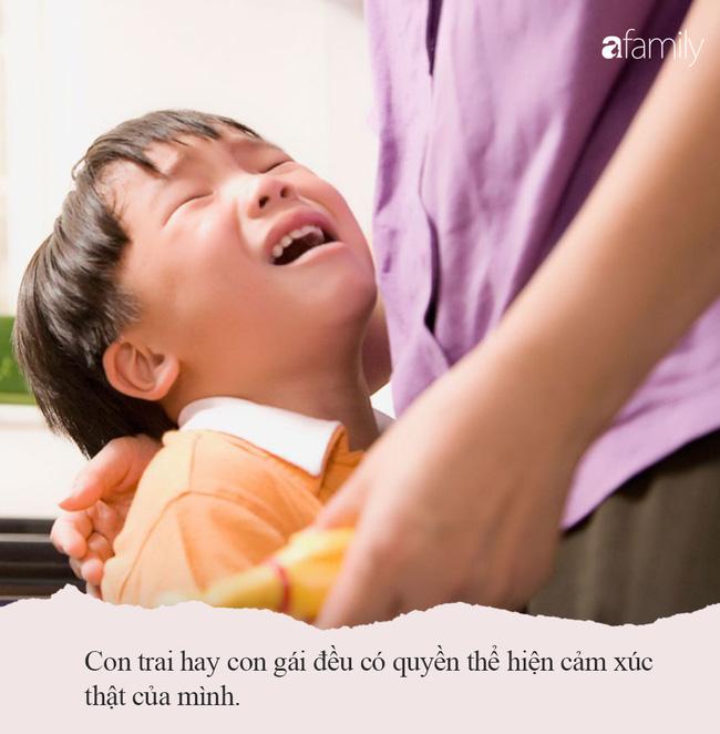 Muốn con trai có tương lai thành công hơn người, bố mẹ tuyệt đối không được nói 3 câu cấm kị này trong quá trình nuôi dạy - Ảnh 2.