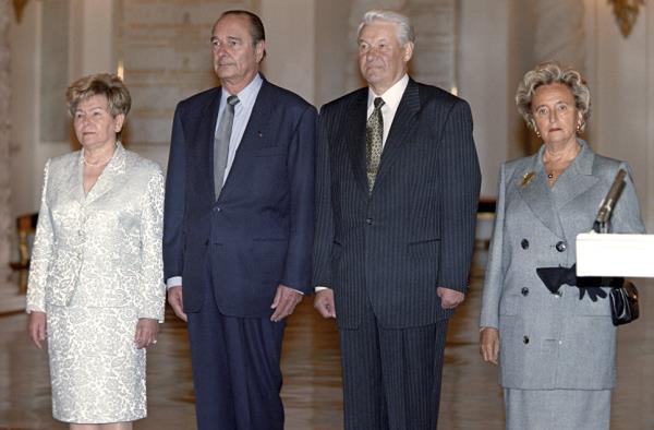 'Tôi sẽ rời đi, xin lỗi các bạn!': Đây là cách ông Yeltsin từ chức cách đây 20 năm - Ảnh 2.