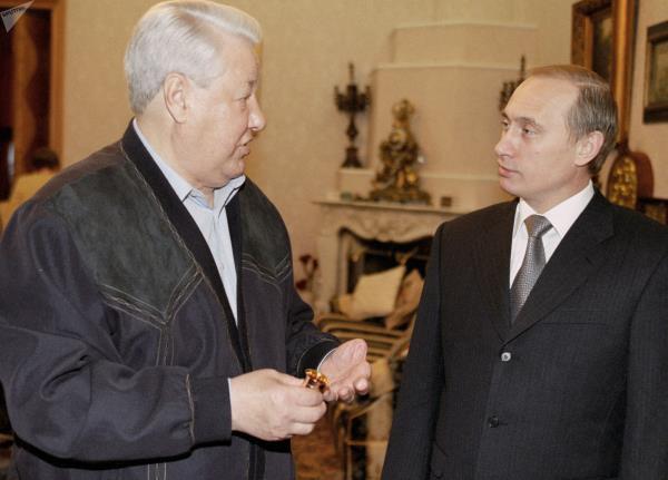 'Tôi sẽ rời đi, xin lỗi các bạn!': Đây là cách ông Yeltsin từ chức cách đây 20 năm - Ảnh 8.