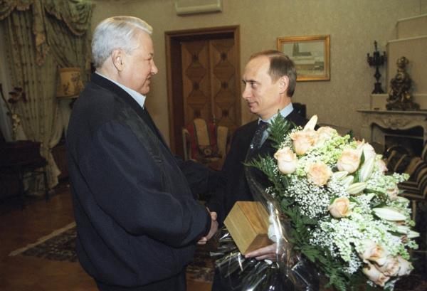 'Tôi sẽ rời đi, xin lỗi các bạn!': Đây là cách ông Yeltsin từ chức cách đây 20 năm - Ảnh 9.