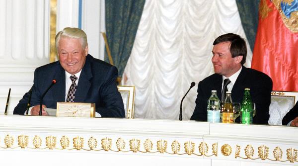 'Tôi sẽ rời đi, xin lỗi các bạn!': Đây là cách ông Yeltsin từ chức cách đây 20 năm - Ảnh 11.