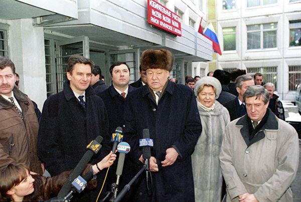 'Tôi sẽ rời đi, xin lỗi các bạn!': Đây là cách ông Yeltsin từ chức cách đây 20 năm - Ảnh 12.