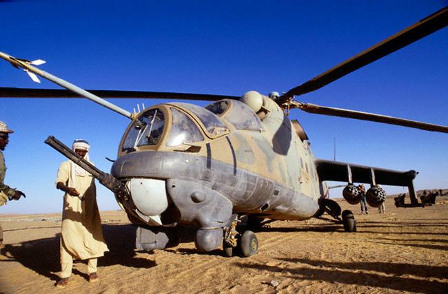 Giải mật chiến dịch đánh cắp trực thăng Mi-25 - Ảnh 1.
