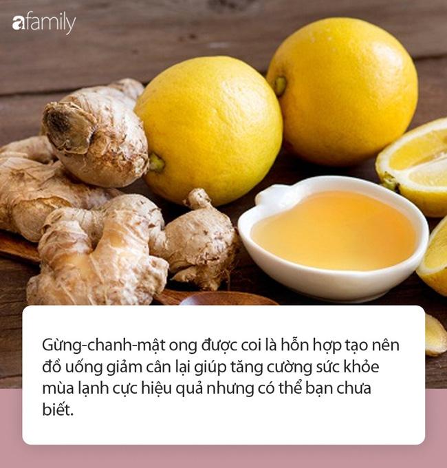 Đánh bay mỡ bụng, tăng cường sức khỏe với thức uống làm từ nguyên liệu có sẵn trong nhà bếp để đón Tết: Chuyên gia khuyến cáo điều quan trọng - Ảnh 3.