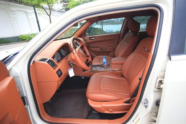 Xe sang cũ có giá ngang Toyota Vios, người bán tự tin tuyên bố: Chỉ có 2 chiếc tại Việt Nam  - Ảnh 3.