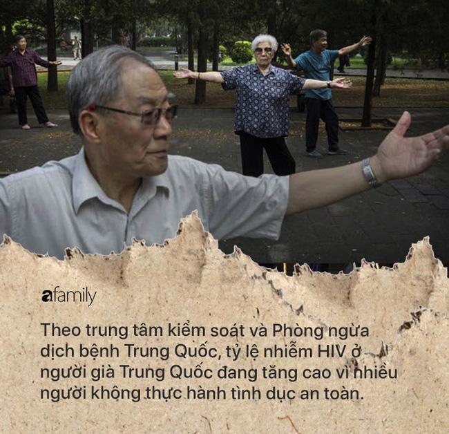 Khủng hoảng cô đơn ở tuổi xế chiều khiến người già Trung Quốc phải tìm bạn tình ở công viên, cuối cùng đối mặt với nguy cơ nhiễm HIV - Ảnh 3.