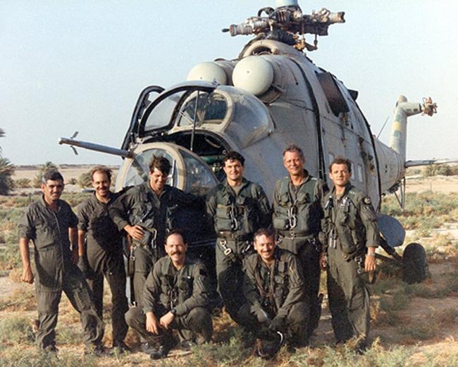 Giải mật chiến dịch đánh cắp trực thăng Mi-25 - Ảnh 3.