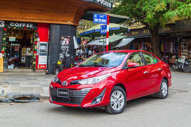 5 bước ngoặt lớn trên thị trường ô tô Việt Nam 2019 - Ảnh 5.