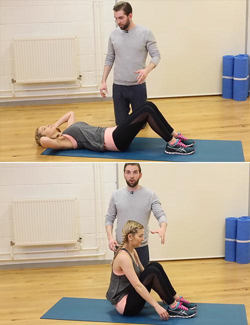 15 bài tập giảm mỡ bụng cực kỳ hiệu quả - Ảnh 7.
