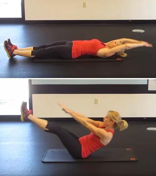 15 bài tập giảm mỡ bụng cực kỳ hiệu quả - Ảnh 9.