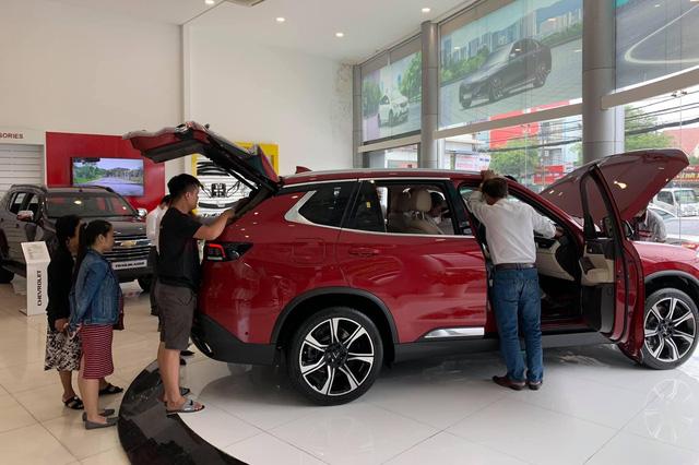 5 bước ngoặt lớn trên thị trường ô tô Việt Nam 2019 - Ảnh 9.