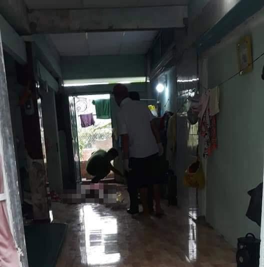 Truy bắt nghi can sát hại người tình trong phòng trọ rồi bỏ trốn ở Sài Gòn - Ảnh 1.