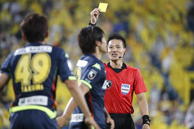 Được trọng tài thương ngày mở màn, U23 Việt Nam lại có thể hài lòng về người cầm còi trận gặp Jordan: Đến từ Nhật Bản, đang giữ một kỷ lục của bóng đá Việt - Ảnh 1.