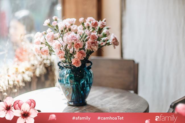 Vừa dễ cắm lại vừa đẹp, hoa cẩm chướng chính là loại hoa không thể thiếu trong ngày Tết - Ảnh 26.