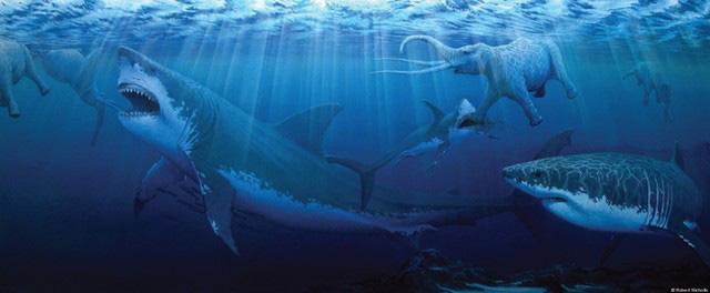 Loài động vật nào đáng sợ nhất trong lịch sử Trái đất? - Ảnh 3.