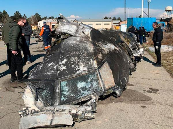 Hé lộ phút cuối chiếc Boeing của Ukraine bị tên lửa Iran bắn hạ - Ảnh 1.
