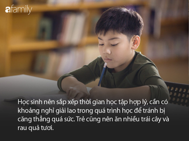 Thức khuya làm bài tập ôn thi, sáng hôm sau, bé trai 13 tuổi bị chẩn đoán mắc bệnh viêm não - Ảnh 2.