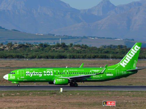 16 hãng hàng không có máy bay được sơn đẹp nhất - Ảnh 15.