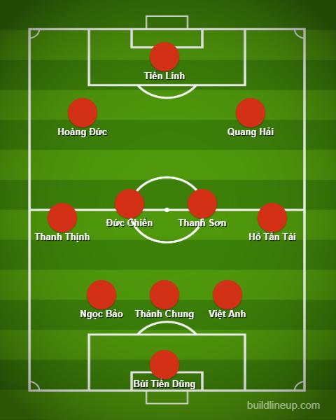 [Kết thúc] U23 Việt Nam 0-0 U23 Jordan: 1 điểm đầy vất vả của U23 Việt Nam - Ảnh 1.