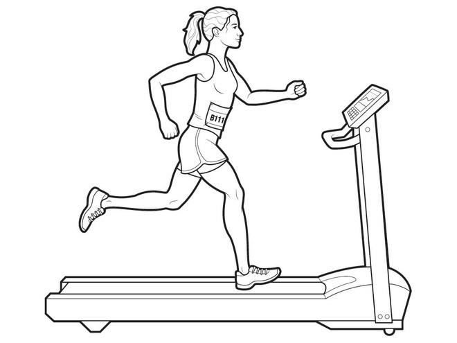 Ảo giác máy chạy bộ là gì: 100% những ai từng chạy bộ ở phòng gym đều sẽ thấy - Ảnh 1.