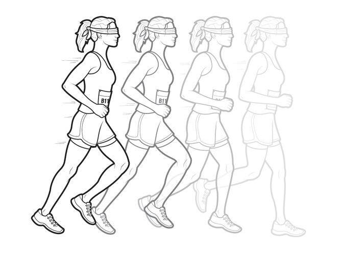 Ảo giác máy chạy bộ là gì: 100% những ai từng chạy bộ ở phòng gym đều sẽ thấy - Ảnh 2.