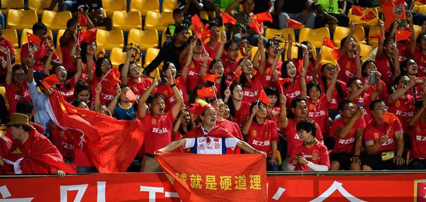 U23 Trung Quốc bị loại bẽ bàng: Vì người Trung Quốc không yêu bóng đá, đương nhiên không thể thưởng thức hương vị ngọt ngào - Ảnh 4.