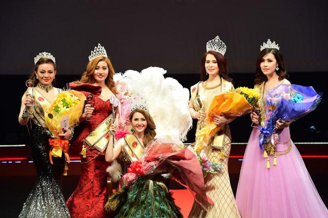 Nhan sắc bạn gái kém 17 tuổi của Chí Trung thời đi thi hoa hậu - Ảnh 7.