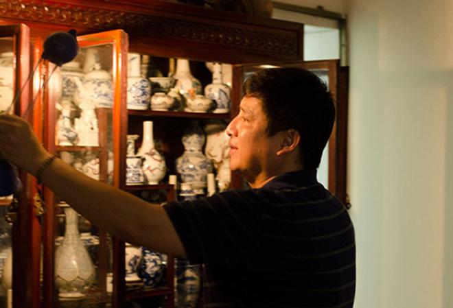 Thú vui xa xỉ khiến nhiều người phải trầm trồ của danh hài Chí Trung - Ảnh 7.