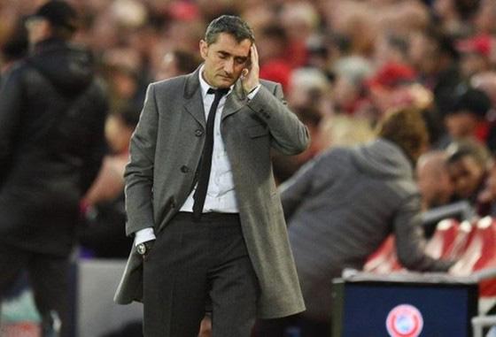 """Barca sa thải Valverde, thuê người từng đòi """"ám sát"""" Messi - Ảnh 1."""