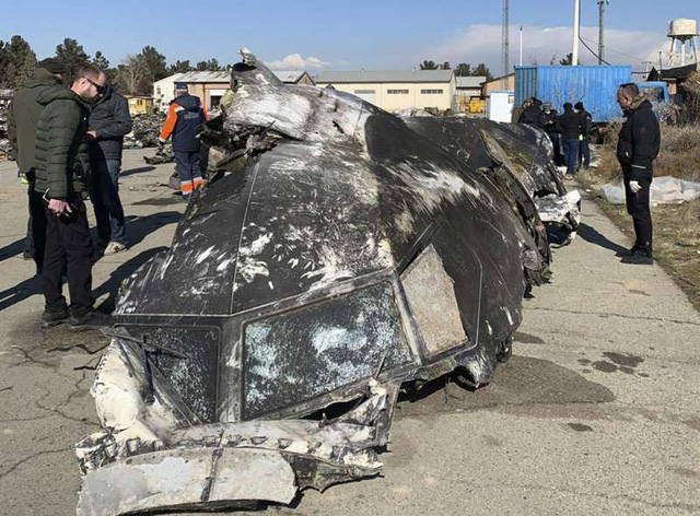 Hé lộ ba nghi vấn lớn lý giải thái độ trước sau bất nhất của Iran vụ tên lửa bắn nhầm máy bay Ukraine - Ảnh 1.