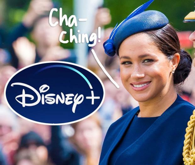 Rời khỏi hoàng gia, Meghan Markle lấy lại thiện cảm từ người hâm mộ bằng bản hợp đồng với Disney cùng mục đích tốt đẹp phía sau - Ảnh 2.