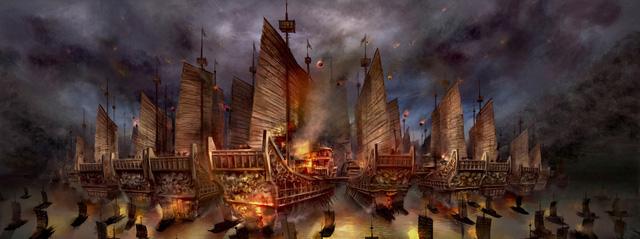 Nếu Chu Du không có gió Đông, liệu Tào Tháo có thất bại cay đắng trong trận Xích Bích? - Ảnh 1.
