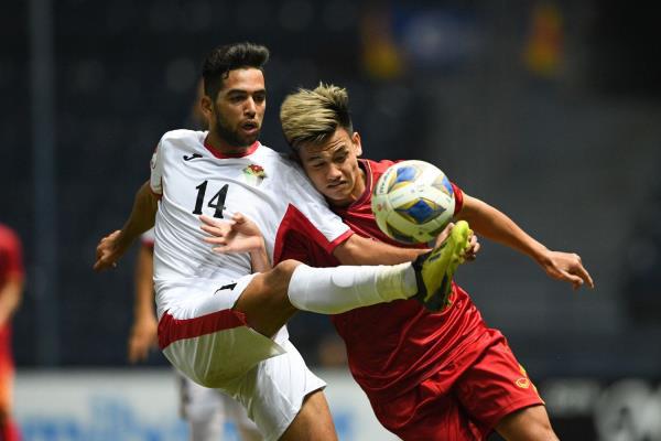 U23 Việt Nam sở hữu thông số lạ nhất U23 châu Á 2020 - Ảnh 1.